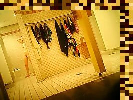 shower room hidden cam